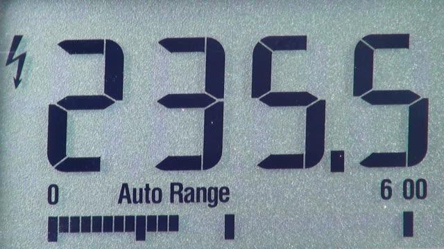 HD: Digital multimeter