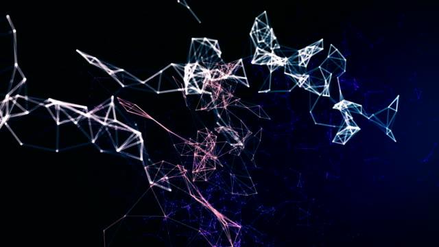 digitale netzwerk-konzept - fortschritt stock-videos und b-roll-filmmaterial