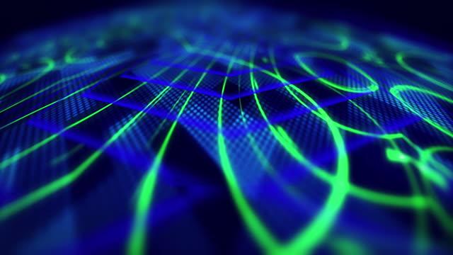 digital network - following stock videos & royalty-free footage