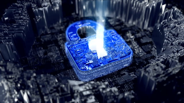 digital security - network security stock videos & royalty-free footage