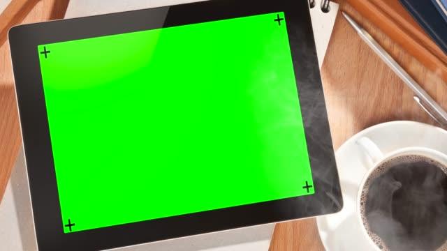 stockvideo's en b-roll-footage met digitale tablet - tablet pc