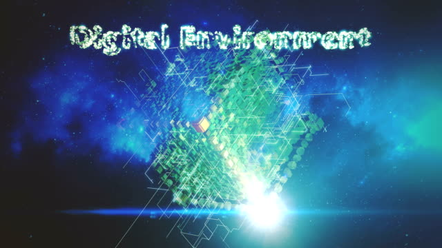 digital technology background, internet of things, big data, cryptocurrency - neural axon stock videos & royalty-free footage