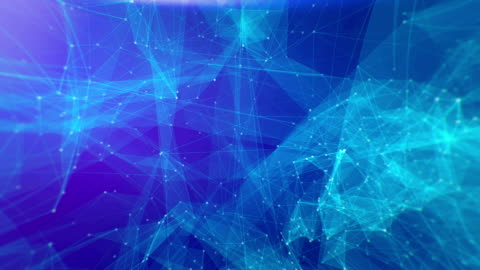 digital technology background - geometric stock videos & royalty-free footage