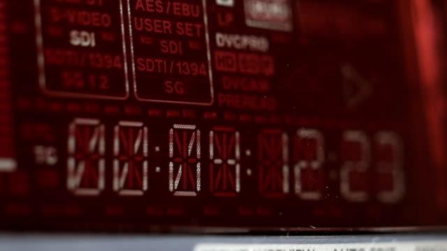 Digital Volume radio display flashing