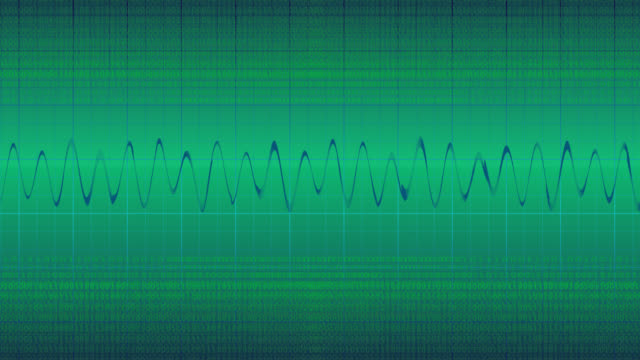 digital waveform - graphical user interface stock videos & royalty-free footage