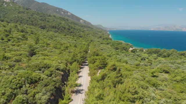 dilek peninsula-büyük menderes delta national park, kusadasi, aydin, turkey - aydın province stock videos and b-roll footage