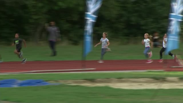Dina AsherSmith returns after winning three gold medals at the European Championships ENGLAND Kent Hayes Blackheath and Bromley Harriers Athletic...