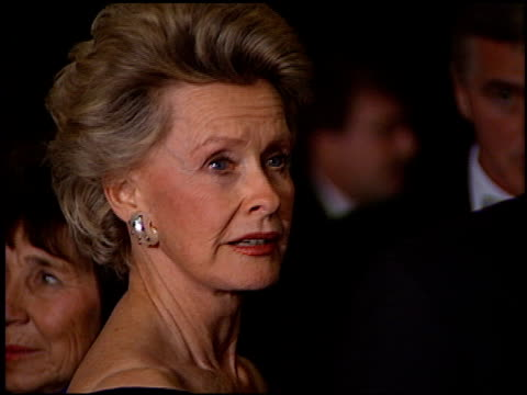 Dina Merrill at the American Cinema Awards at the Bonaventure Hotel in Los Angeles California on November 2 1996