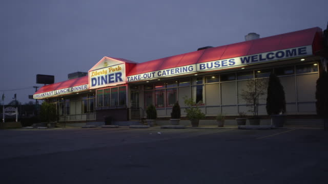 diner new jersey - abandoned stock videos & royalty-free footage