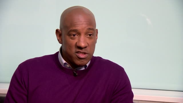 Dion Dublin talking about the racist abuse Cyrille Regis received during his playing career