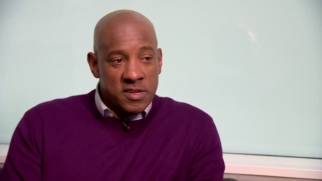 Dion Dublin talking about why Cyrille Regis was his idol