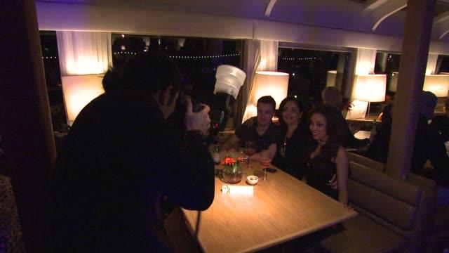 vidéos et rushes de dionne bromfield at pixie lott album launch party 'young foolish happy' at london england. - pixie lott