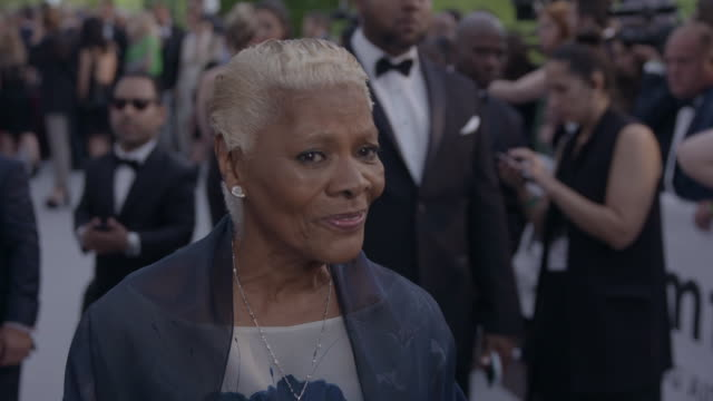 INTERVIEW Dionne Warwick on the importance of being at amfAR on the party on the auction at amfAR Gala Cannes 2017 at Hotel du CapEdenRoc on May 25...