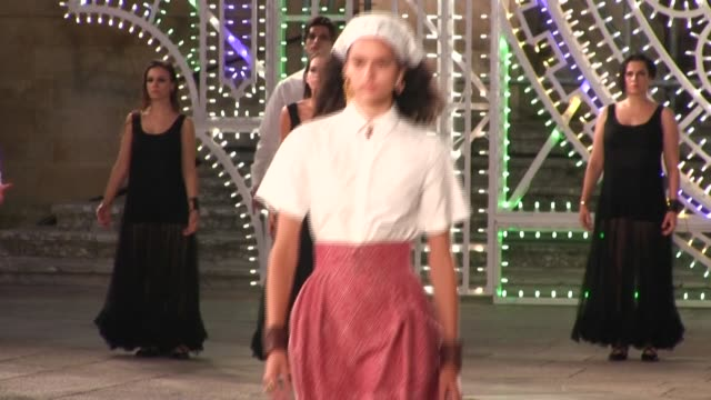 ITA: Dior holds first runway show after lockdown