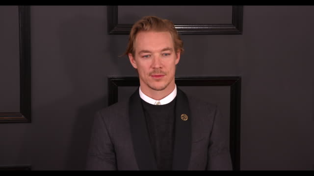 Diplo at the 59th Annual Grammy Awards Arrivals at Staples Center on February 12 2017 in Los Angeles California 4K