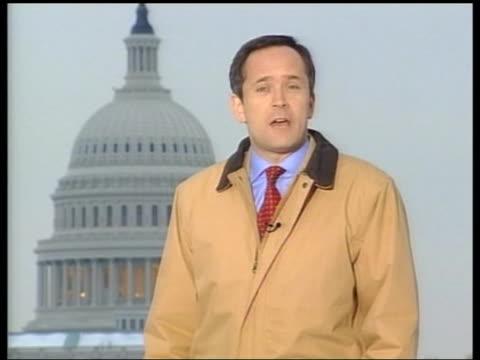 diplomacy; capitol hill: ext i/c tx 19.2.2003/nat - diplomacy stock videos & royalty-free footage