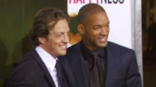 director gabriele muccino jaden smith and will smith at the 'in the pursuit of happyness' los angeles premiere at the mann village theatre in... - jaden smith stock videos & royalty-free footage