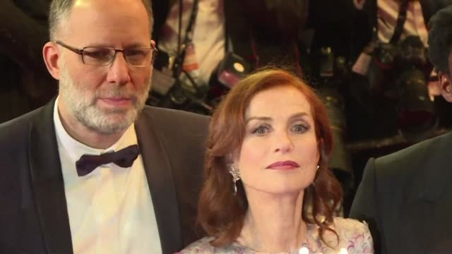 FRA: Cannes: Isabelle Huppert dazzles at Frankie premiere