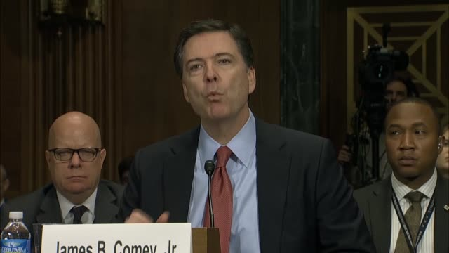 fbi director james comey says an attacker in garland texas communicated with a known terrorist 109 times the day of the crime imploring the public to... - 整理ダンス点の映像素材/bロール