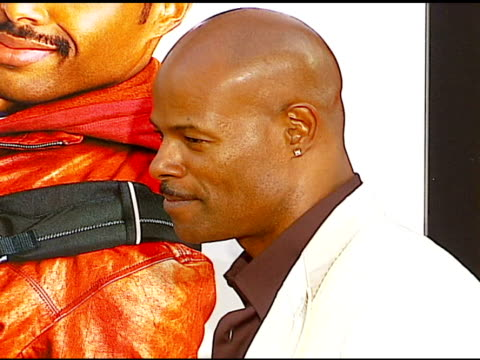 director keenen ivory wayans at the 'little man' premiere at the mann national theatre in westwood california on july 6 2006 - mann national theater stock videos & royalty-free footage