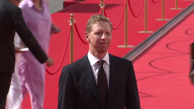 Director Matt Tyrnauer at the 65th Venice Film Festival Valentino The Last Emperor Red Carpet Arrivals and interviews at Venice