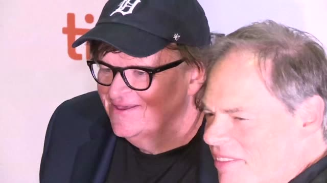 Director Michael Moore is at the Toronto film festival to chronicle the rise of Donald Trump in Fahrenheit 11/9 an unofficial sequel to his 2004 hit...