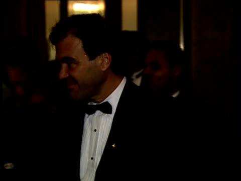stockvideo's en b-roll-footage met director oliver stone appears at a mlk jr. memorial benefit. - verschijning