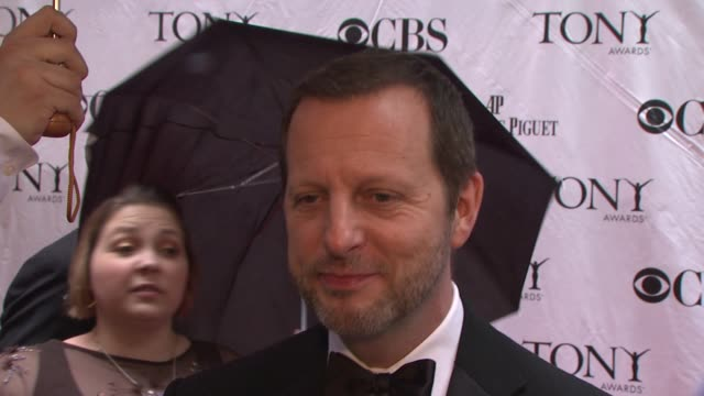 Director Rob Ashford on the Tony Awards and Promises Promises on Hollywood stars being on Broadway Says he thinks as long as actors can handle the...
