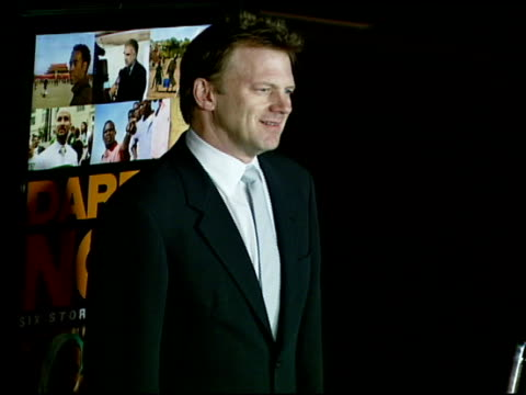 director-screenwriter ted braun at the 'darfur now' screening at directors guild of america in hollywood, california on october 30, 2007. - director's guild of america stock videos & royalty-free footage