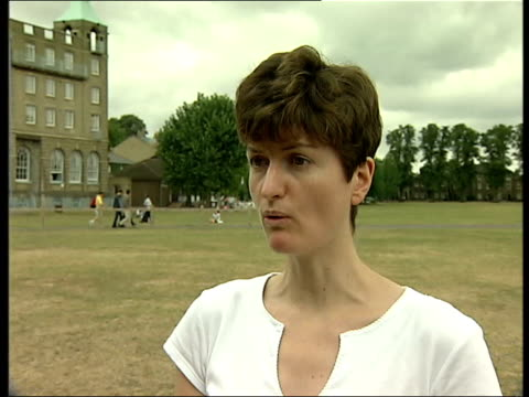 192 number replaced itn caroline wallace interview sot - directory stock videos and b-roll footage