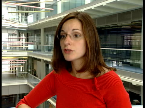 192 number replaced itn london gir jenni conti interview sot cs computer screen at offices of 'the number' displaying cinema listings cms woman... - directory stock videos and b-roll footage