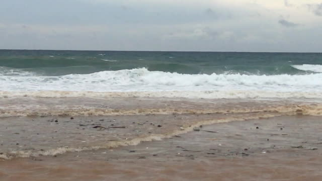 dirty sea - imperfection stock videos and b-roll footage