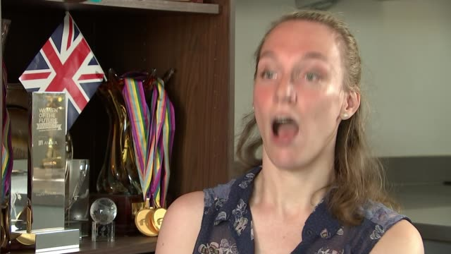 London Paralympics 'failed to change attitudes towards disability' INT Sophie Christiansen interview SOT