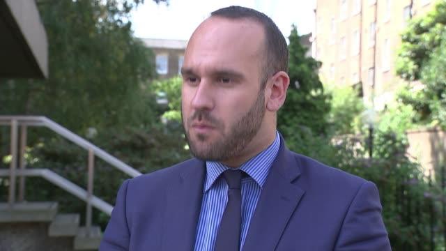 London Paralympics 'failed to change attitudes towards disability' London EXT Richard Lane interview SOT/ Chris Stapleton interview SOT/ Chris...