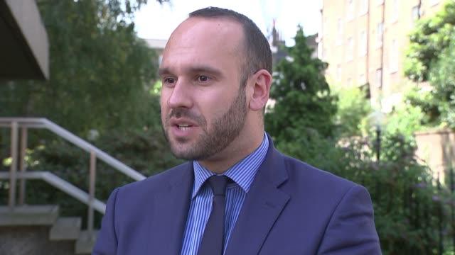London Paralympics 'failed to change attitudes towards disability' London EXT Richard Lane interview SOT/