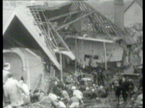 disasters compilation clip one tx aberfan prince philip visit - 1966 stock videos & royalty-free footage
