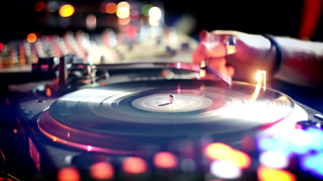 disc jockey - disco dancing stock videos & royalty-free footage