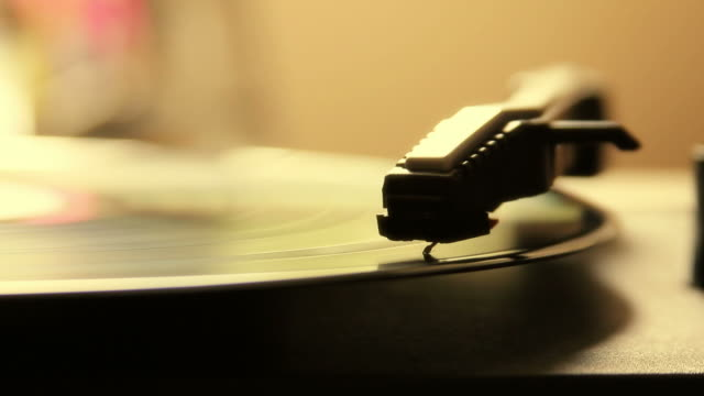lp disc - record player stock videos & royalty-free footage