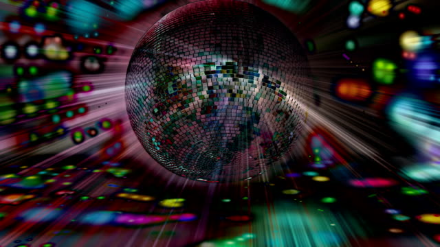 disco background - rock musician stock videos & royalty-free footage