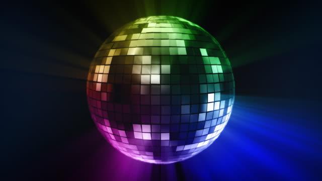 Disco Ball Color