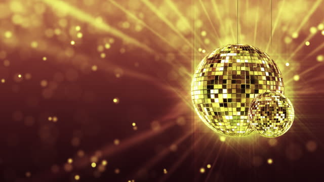 Disco Ball In Party Loopable