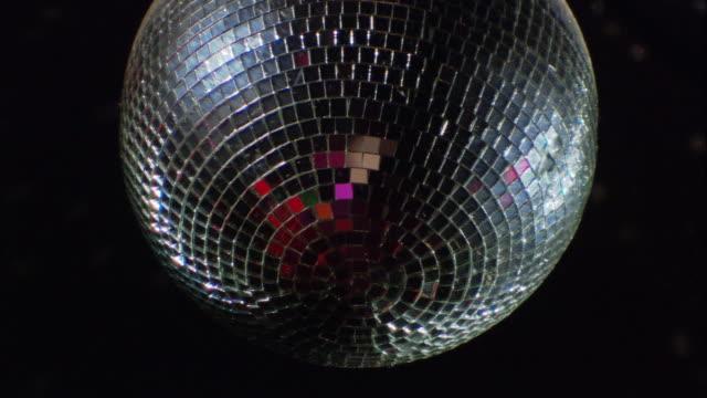 CU LA Disco ball rotating, Cairns, Queensland, Australia