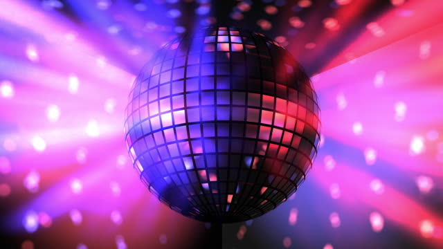 disco ball - disco dancing stock videos & royalty-free footage