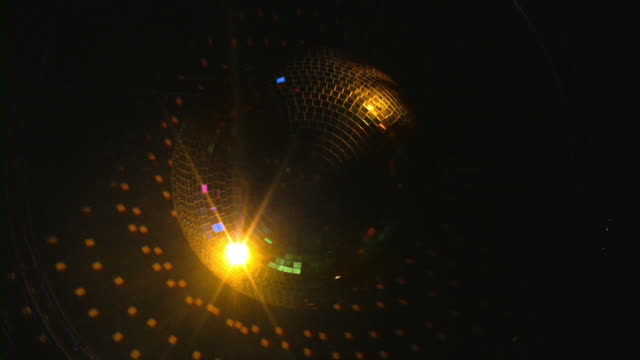 disco ball - dance floor stock videos and b-roll footage