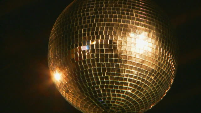 disco ball - film moving image stock videos & royalty-free footage