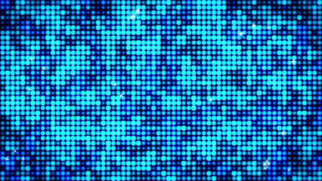 disco blue background loopable - sequin stock videos & royalty-free footage