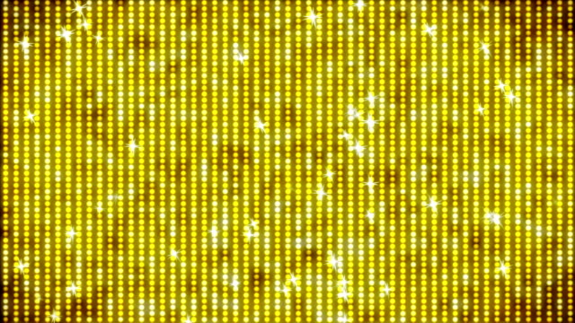 disco gold background loopable - sequin stock videos & royalty-free footage