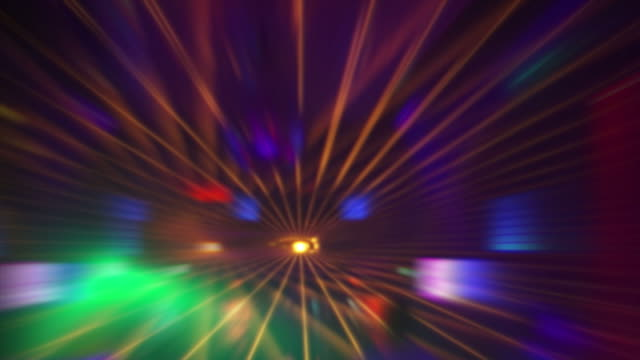 HD Disco Laser Lighting