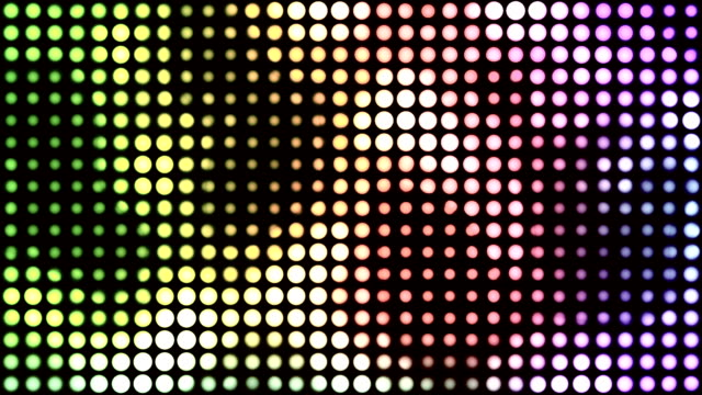 disco mosaic loop - kaleidoscope pattern stock videos & royalty-free footage