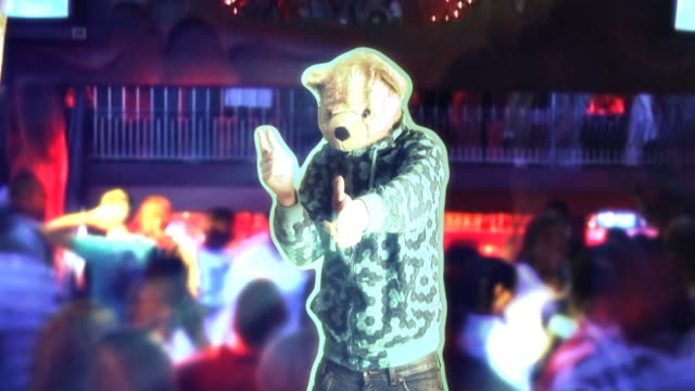 disco teddy HD